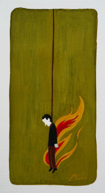 Arderás en el infierno 27