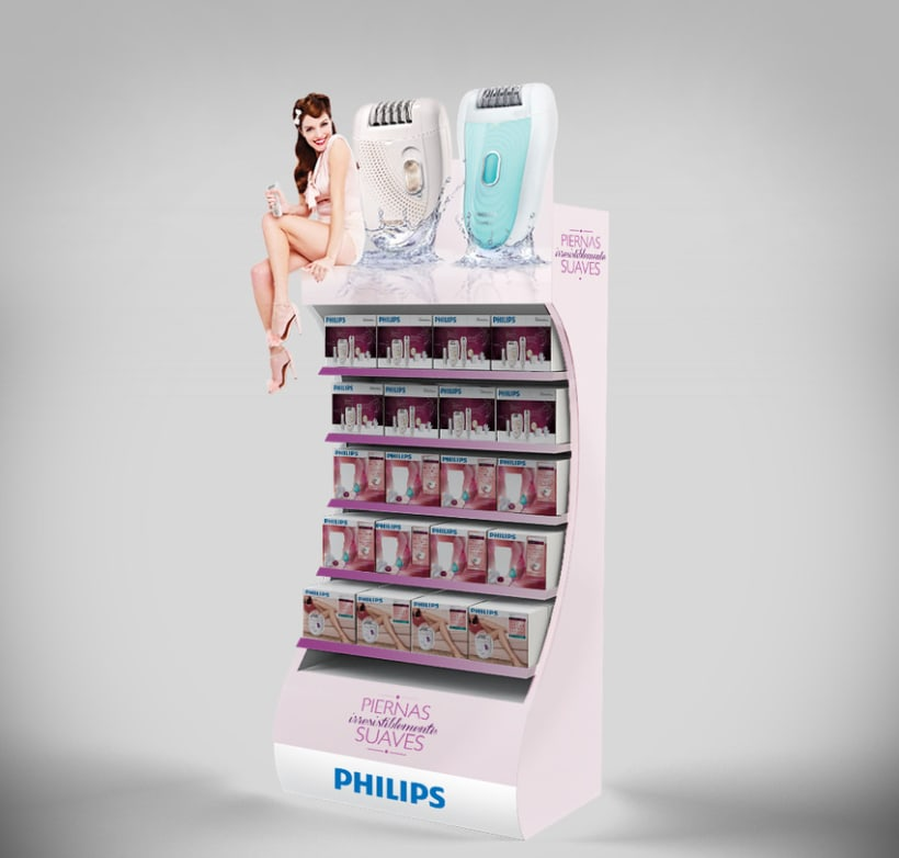 Satin Perfect de Philips 1