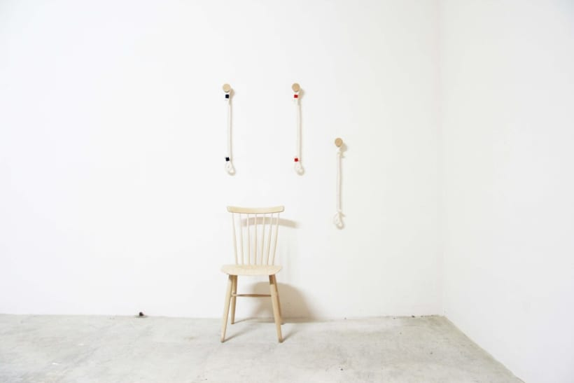 Hanger Rope - Perchero de pared 7