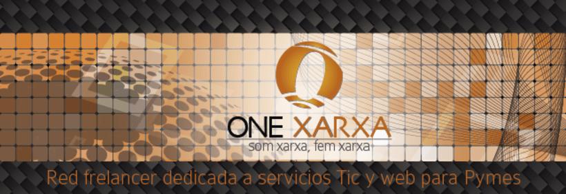 One Xarxa - Diseño gráfico y web. 8