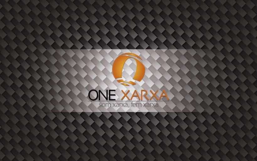 One Xarxa - Diseño gráfico y web. 3