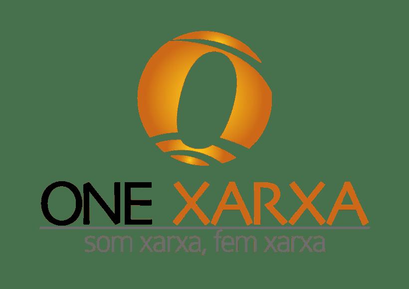 One Xarxa - Diseño gráfico y web. 1