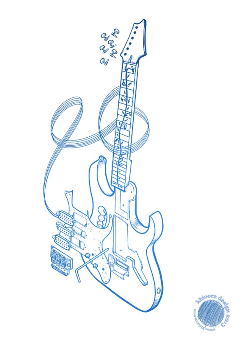 Clandestine Guitars 2