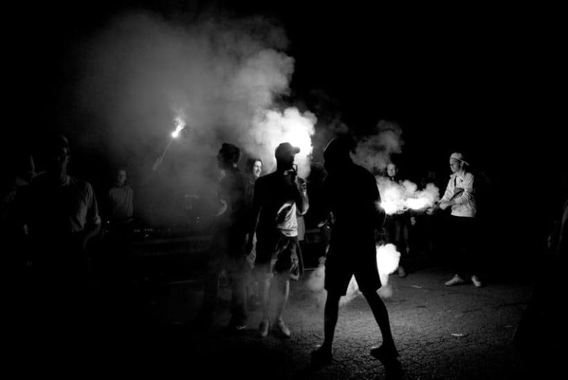 En blanco y negro 4
