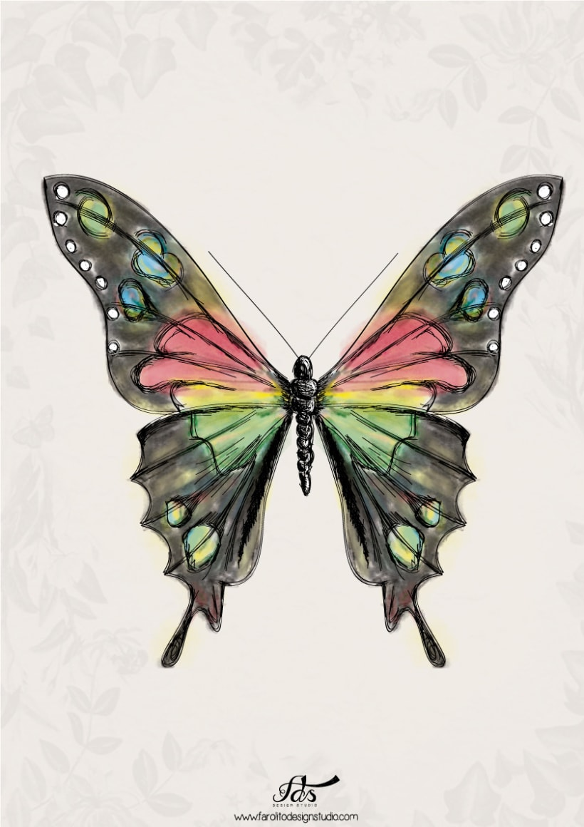 Butterfly posters 2