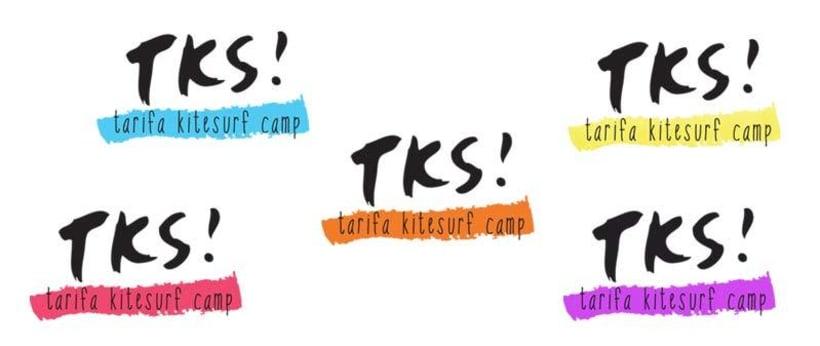 Branding + Web, Tarifa Kitesurf Camp 2