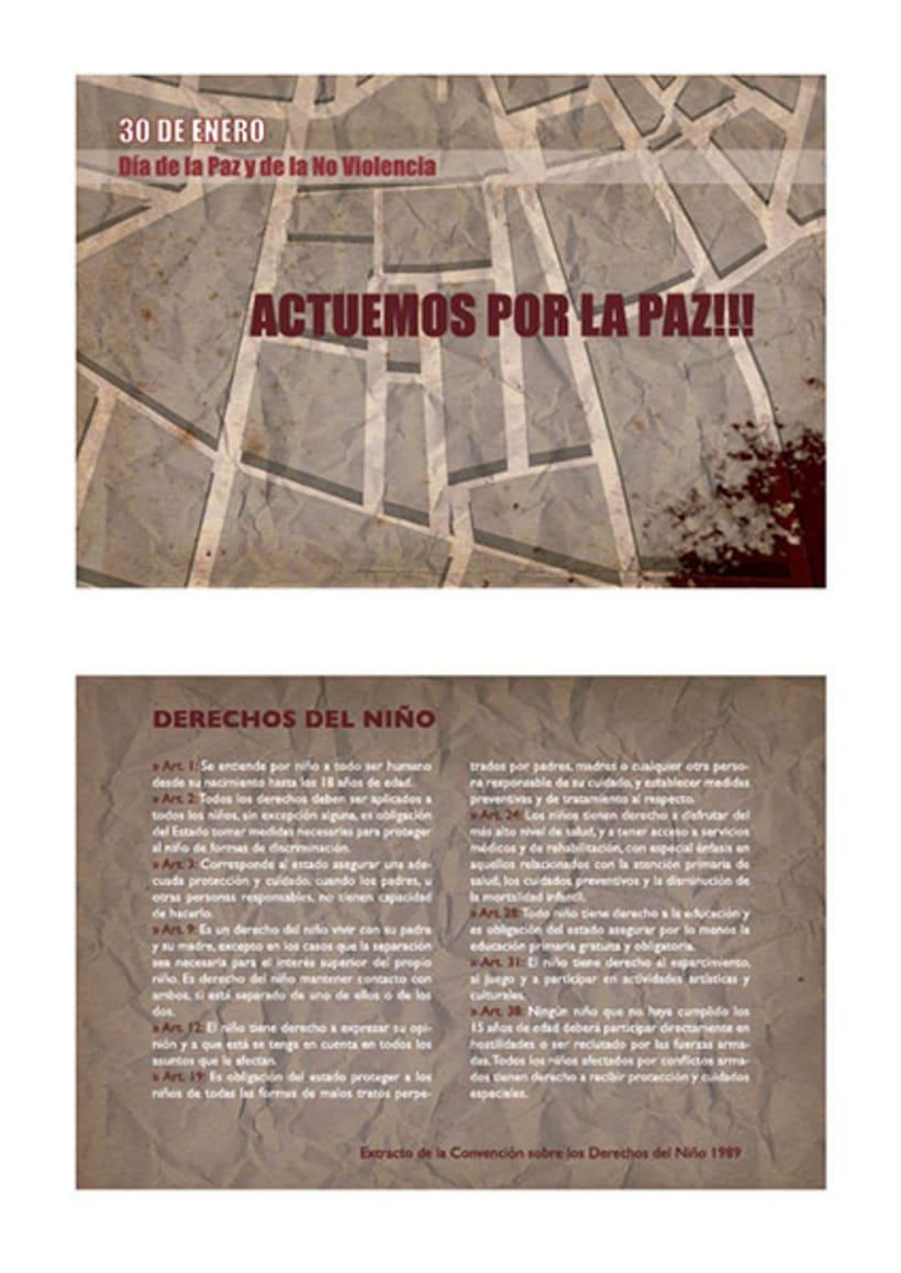 Campaña contra la violencia 3