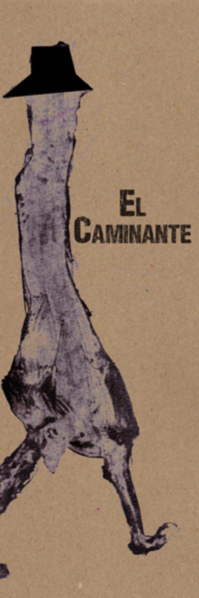 Campaña Editorial El Caminante 5