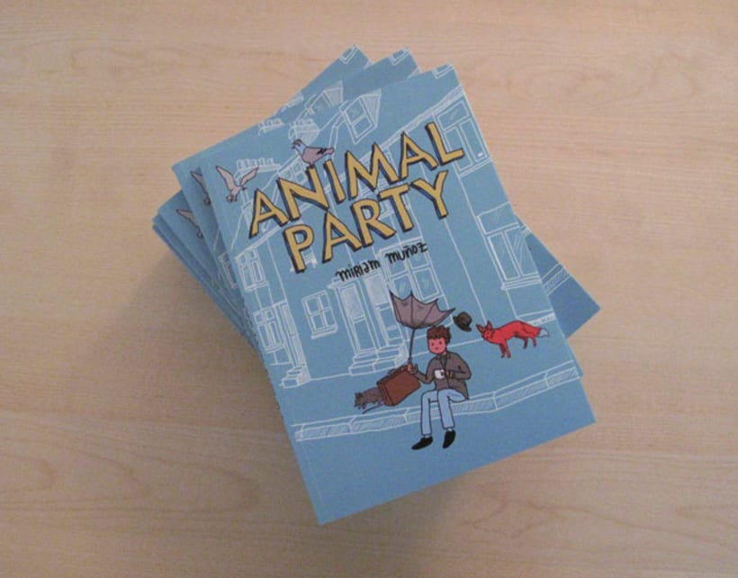 Animal Party 4