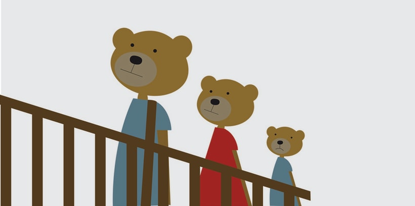 GOLDILOCKS & THE 3 BEARS 11