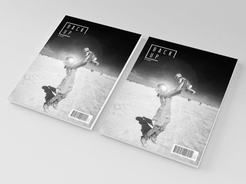 BackUp Magazine 3
