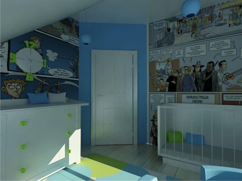 3D Max (interior design) 12