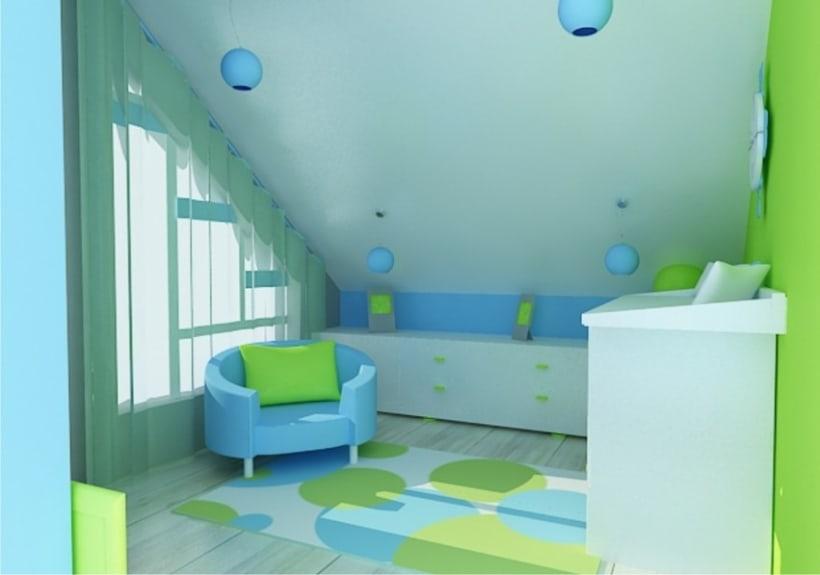 3D Max (interior design) 11