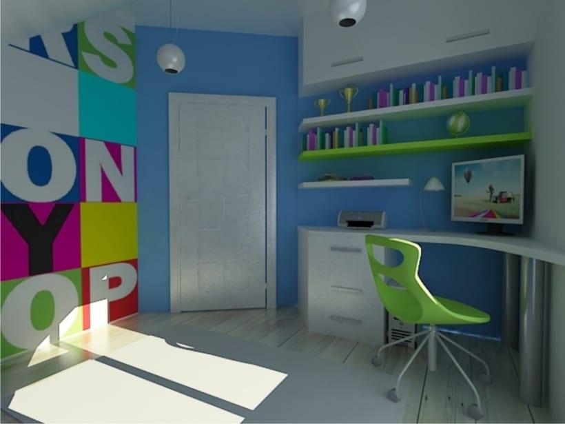 3D Max (interior design) 5