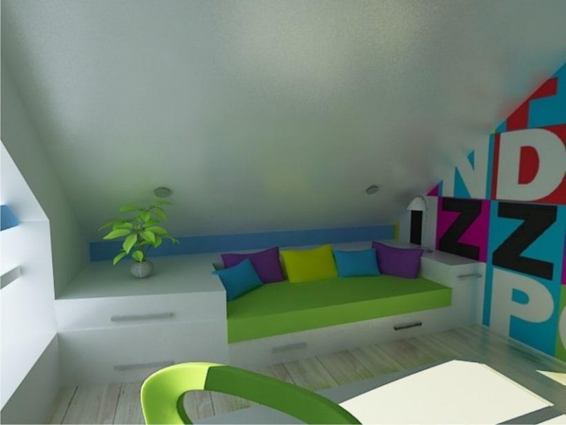3D Max (interior design) 4