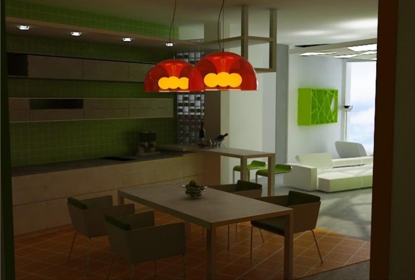 3D Max (interior design) 2