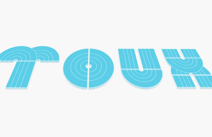 Toux (Tipografïa creativa) 1
