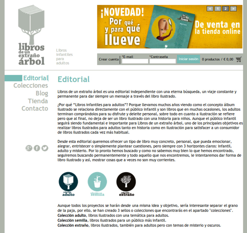Tienda virtual (editorial) 1