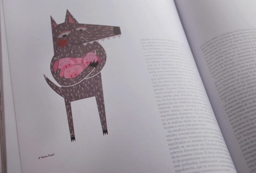 Ilustración Editorial. Eme 2