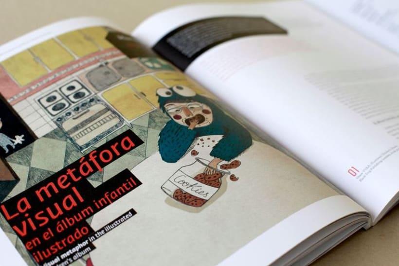 Ilustración Editorial. Eme 1