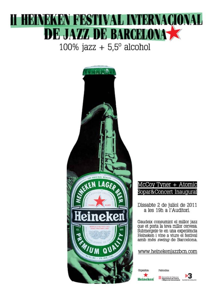 Heineken Jazz Festival 8
