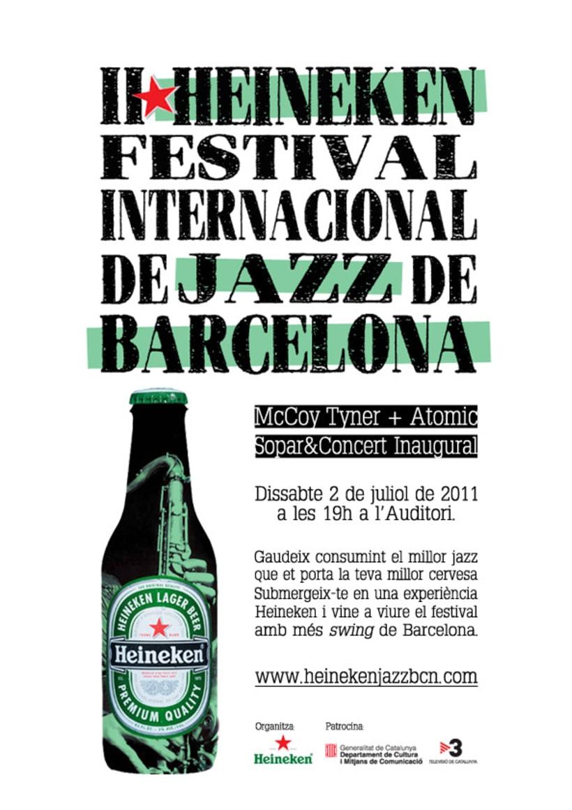 Heineken Jazz Festival 6
