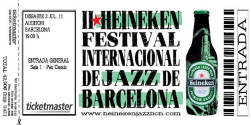 Heineken Jazz Festival 4