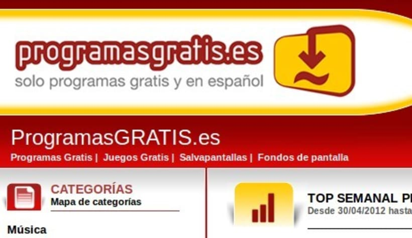 Webs de Descarga 1