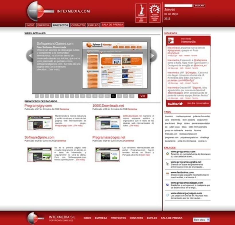 Webs Corporativas 14