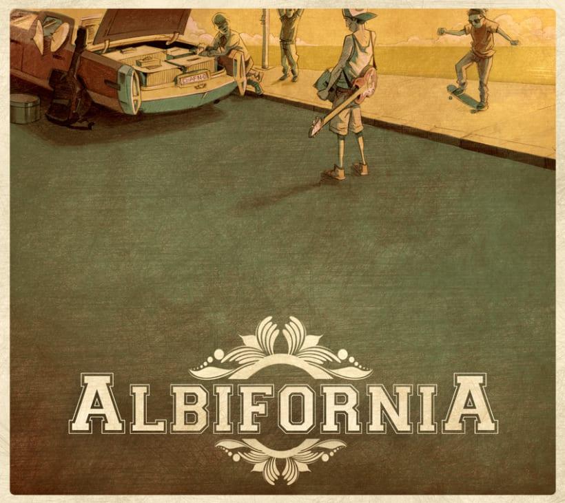 Albifornia 1