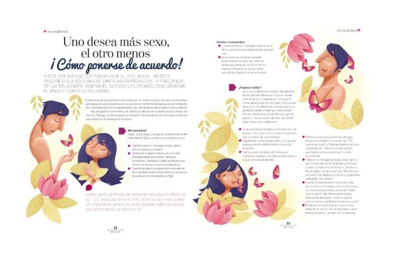 Ilustraciones Revista BBmundo Febrero 4