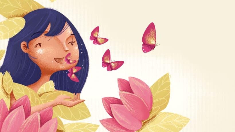 Ilustraciones Revista BBmundo Febrero 2