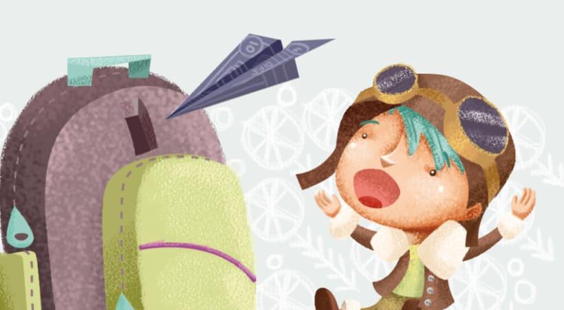 Ilustraciones revista BBmundo Marzo 3