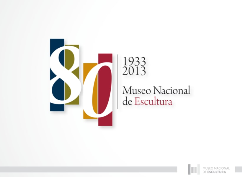 80 aniversario del Museo Nacional de Escultura 3