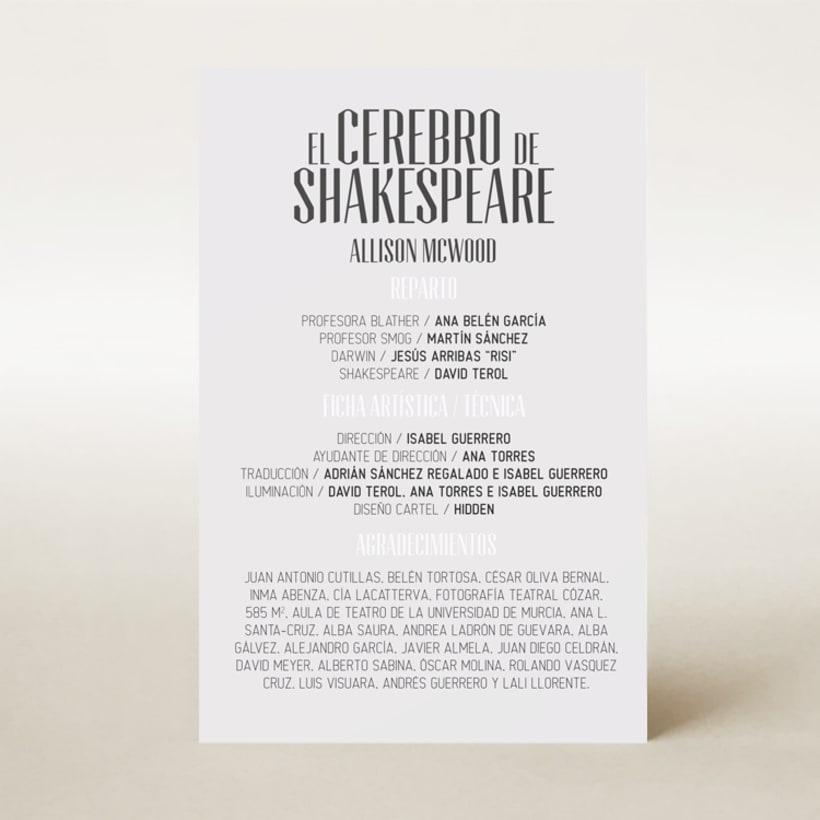 El cerebro de Shakespeare 3