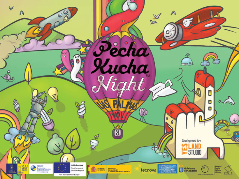 PechaKucha Night Las Palmas Vol.8 6
