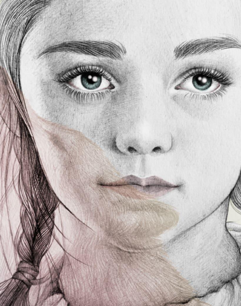 Arya Stark illustration (G.O.T) vol.2 5