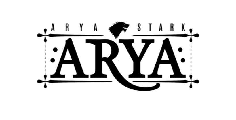 Arya Stark illustration (G.O.T) vol.2 0