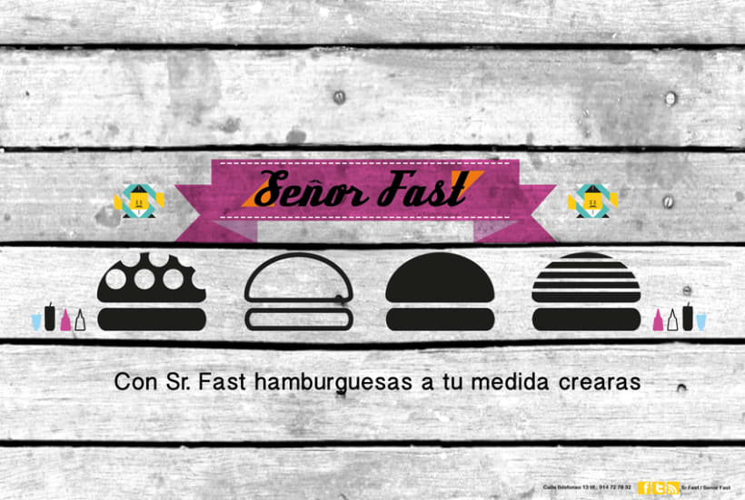 Señor Fast 16