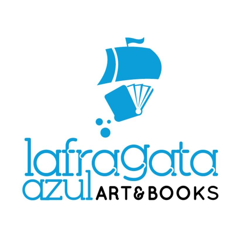 La Fragata Azul - Art&books 1