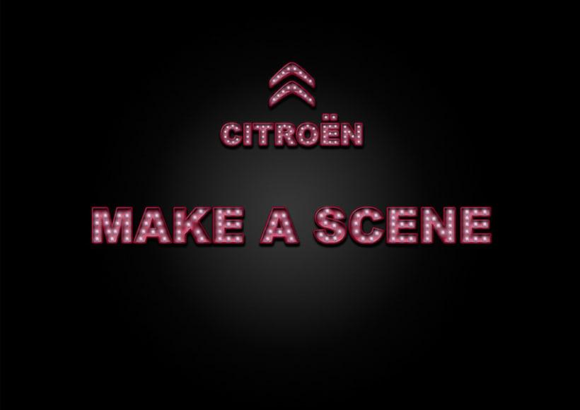 """Creativo """"Make a Scene"""" 0"""