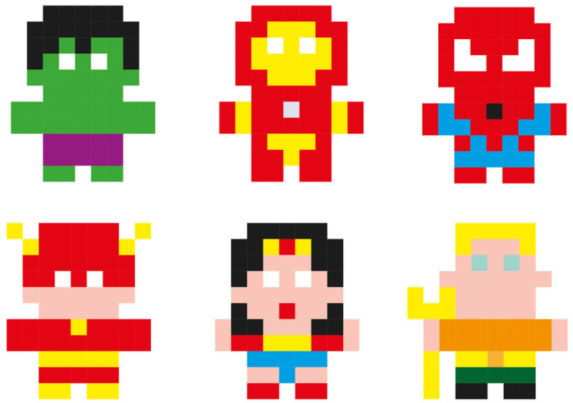 Pixel Hero 1