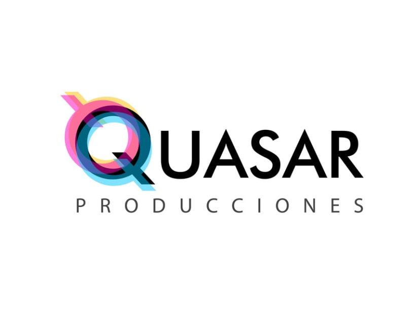 Logo para Quasar Producciones 1