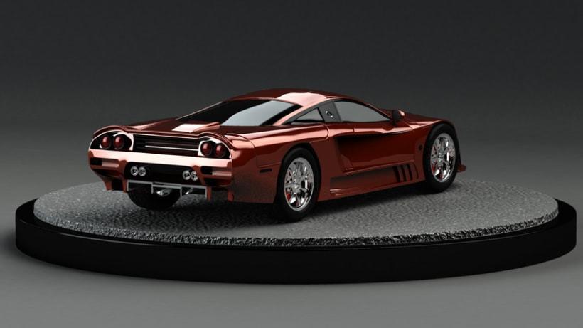 modelado de deportivo 2