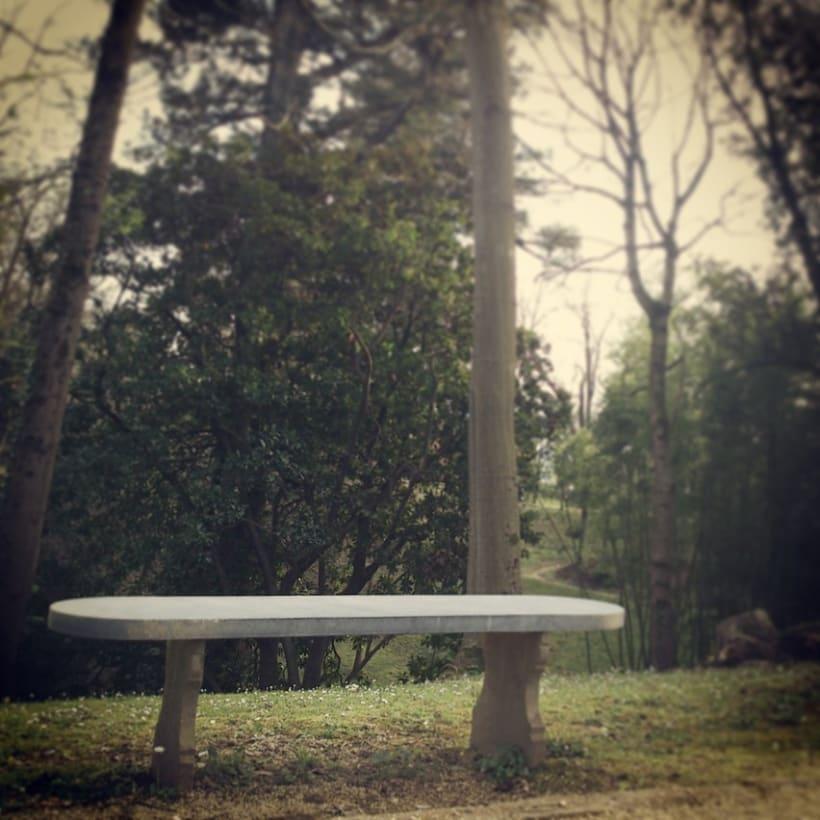 Serie La soledad tomando un descanso 4
