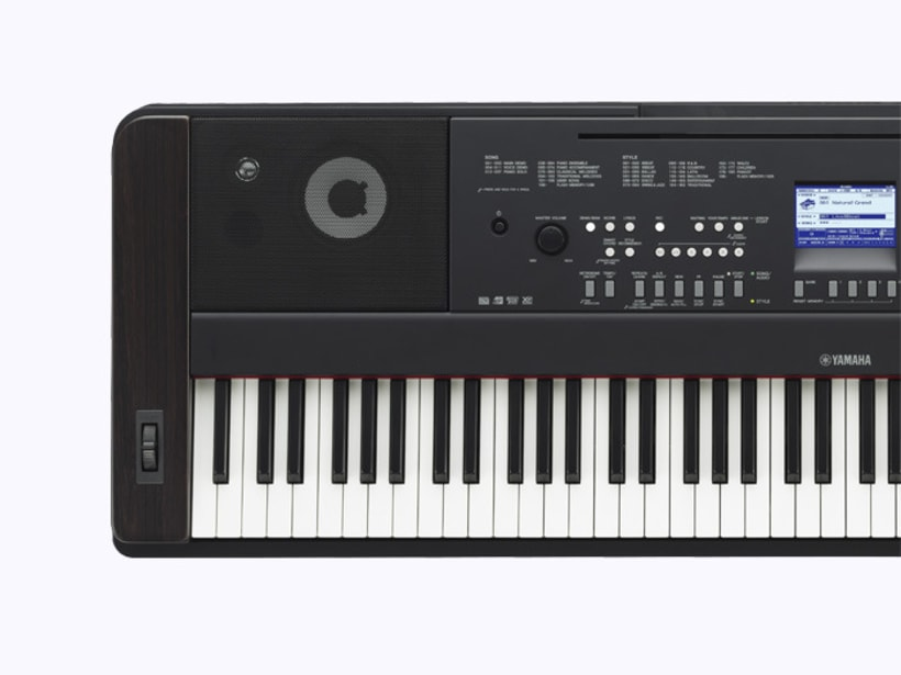 DGX 650 6
