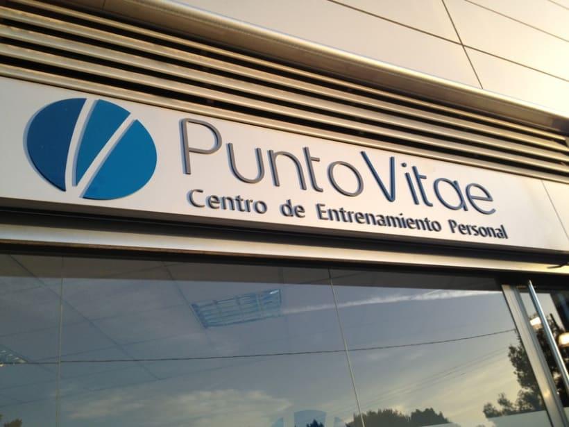 PUNTO VITAE, centro de entrenamiento personal 1