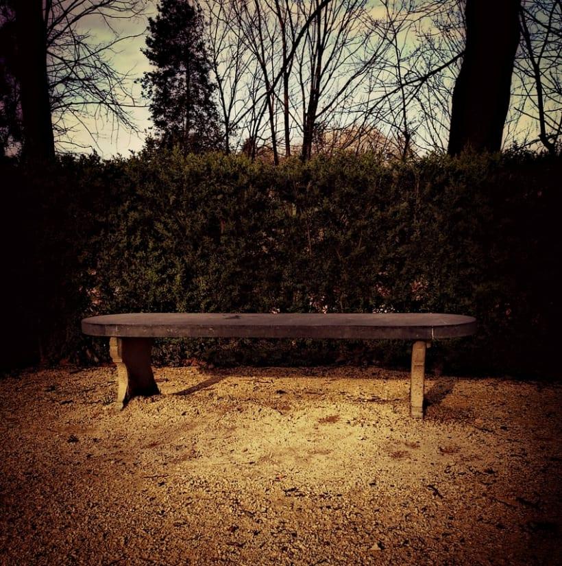 Serie La soledad tomando un descanso 3