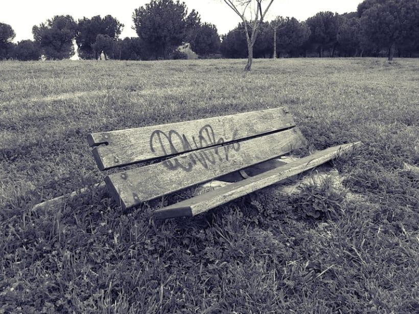 Serie La soledad tomando un descanso 2