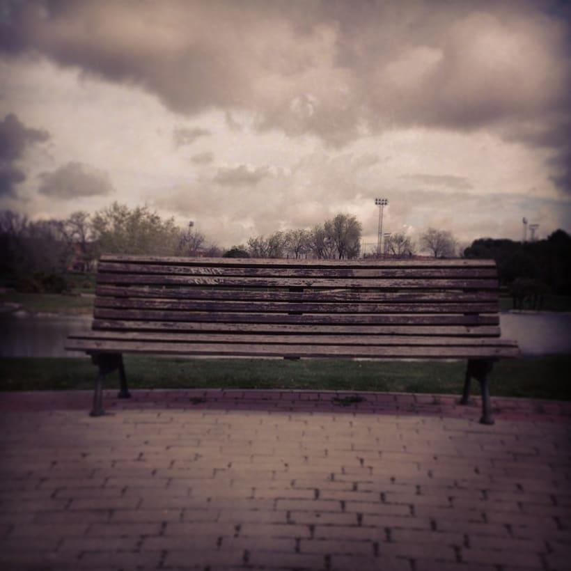 Serie La soledad tomando un descanso 1